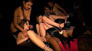 Crazy VIP orgy