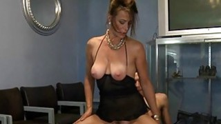 Moist milf is obsessed with stunning and sex