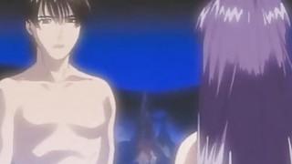 Hentai lezbos rubbing pussies