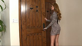 Discussing Faye's interest in business