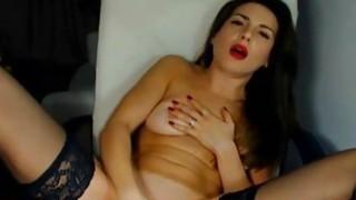 Sexy Hot Babe Striptease