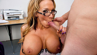 Nikki Sexx & Danny Wylde in My First Sex Teacher